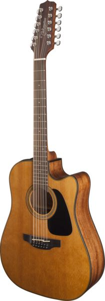 Takamine G Series GD30CE-12 Dreadnought Solid Top Cutaway 12-String Acoustic/Electric