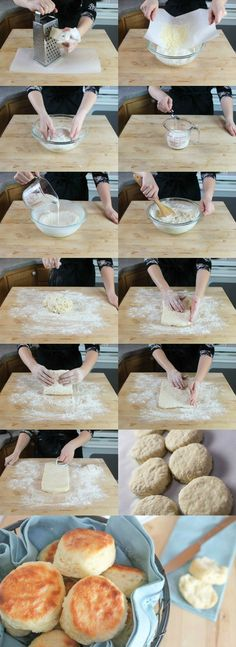 Buttermilk Biscuits Step by step directions for making fool-proof light, flaky, buttery buttermilk biscuits from scratch. No baking mixes or canned biscuits required. Biscuits From Scratch, Canned Biscuits, Buttermilk Biscuits, Homemade Biscuits, Mayonaise Biscuits, Oatmeal Biscuits, Easy Biscuits, Cinnamon Biscuits, Fluffy Biscuits