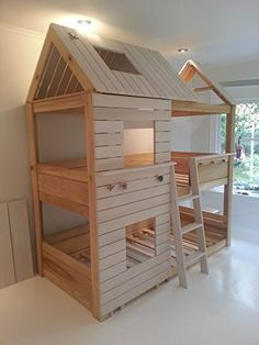 Shop a great selection of Custom Loft Bed. Find new offer and Similar products for Custom Loft Bed. Pallet Furniture, Furniture Projects, Furniture Removal, Kids Furniture, Bedroom Furniture, Kid Beds, Bunk Beds, House Bunk Bed, Bunk Bed Designs
