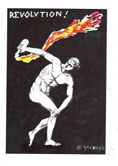 Il marxismo libertario: ATENE ORA: UNA SITUAZIONE ESPLOSIVA!
