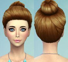 Darkiie Sims 4: 22 Hair Recolors � Sims 4 Downloads