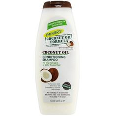 Palmer's Coconut Oil Formula Moisture Conditioning Shampoo 13.5 oz  $4.49 Visit www.BarberSalon.com One stop shopping for Professional Barber Supplies, Salon Supplies, Hair & Wigs, Professional Product. GUARANTEE LOW PRICES!!! #barbersupply #barbersupplies #salonsupply #salonsupplies #beautysupply #beautysupplies #barber #salon #hair #wig #deals #sales #Palmers #Coconut #Oil #Formula #Moisture #Conditioning #Shampoo