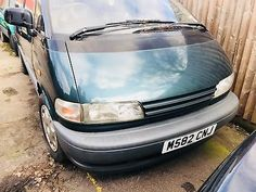 Toyota previa 24 16v vvt i linea sol 2001 review toyota previa ebay toyota previa auto mpv needs small amount of work spares or repair fandeluxe Image collections