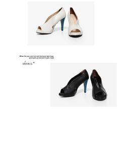 この靴可愛いー