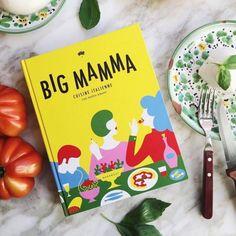Un chouette panorama de la cuisine italienne mise en recette, en image et en salle par la team Big Mamma. 500 pages de soleil, d'amore et de bonheur. (feuilletez le livre en bas de cette page)