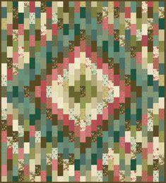 Sequoia Free Quilt Pattern