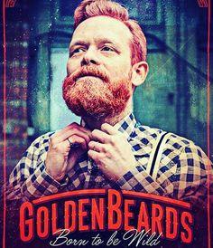 Golden Beards - Born to Be Wild