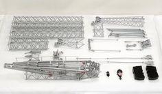 @@  LIEBHERR Liebherr heavy equipment crane options LTM1800 Luffing Jib boom extension Grohmann Grohmann Inc YC771-2