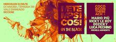 Cocorico Beach Club 2015