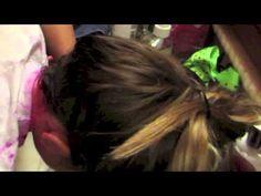 ▶ How to Dye your hair w/ Manic Panic ( NO BLEACH ) - YouTube
