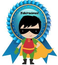 Fichas de Primaria: Medallas escolares Catholic Religion, Stickers Online, Smurfs, Lily, Superhero, School, Fictional Characters, Worksheets, Frases