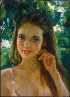 """Lolita"", Dmitry Oleyn art"