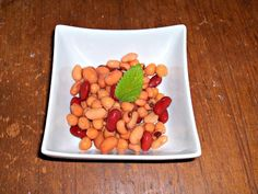 Lazy Budget Chef: Mixed Bean Salad Recipe
