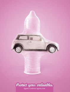 A collection of HIV AIDS awareness campaigns , from different environments, for your inspiration and information. Mini Driver, Hiv Prevention, Aids Awareness, World Aids Day, Funny Ads, Awareness Campaign, Creative Advertising, Advertising Design, Classic Mini