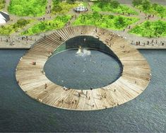 MVRDV to complete reflective public art depot in rotterdam