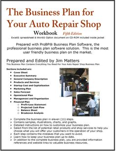 use a cartoon character to promote your auto repair or