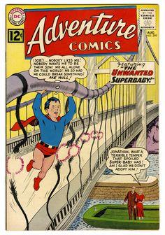 Adventure Comics #299 (DC, 1962)