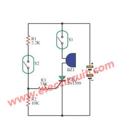 Light sensor switch circuit using JK-Flip-Flop - ElecCircuit ...