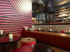 Méjico, Sydney - restaurant design