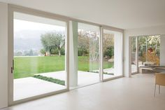 Frame your view. Imago Lift and Slide Doors | Timber Sliding Door