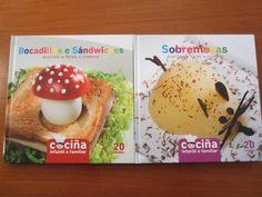 Serie de cociña infantil