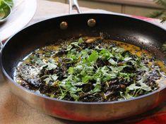 Långkål, Ernsts recept   Recept från Köket.se Just Eat It, Palak Paneer, Yummy Food, Beef, Ethnic Recipes, Christmas Recipes, Food Ideas, Meat, Delicious Food