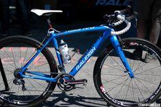 Caroline Mani's carbon RXW Sea Otter 2015-winning cyclocross bike. © Cyclocross Magazine
