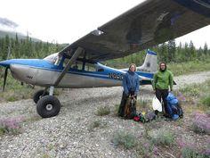 alaska cessna 185 | ... upper Talkeetna River. Our 1960s era Cessna 185. A wonderful plane