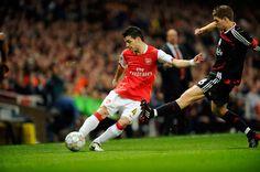 Wallpaper Arsenal vs Liverpool