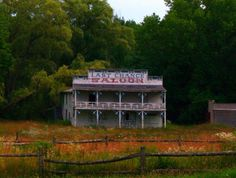 Abandoned Catskills: The Carson City and Indian Village