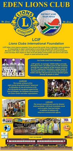 Club Promotional Banners - LCIF