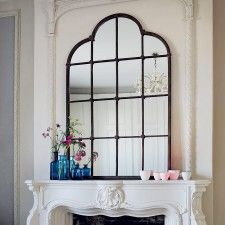 """Looking for this smaller, 38"""" height to leave on fireplace mantle.  Hard to find!"""