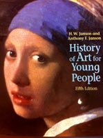 Art History lesson plans for book: History of Art for Young People