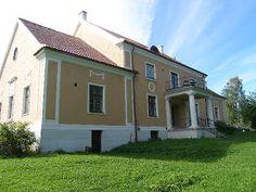 mansion-type house  in Jämsä Finland, built 1927
