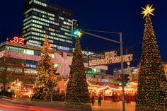 Berlin Best Christmas Lights and Christmas Light Ideas | Architectural Digest