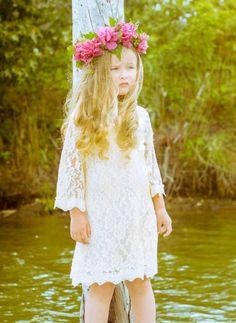 5 Flower Girl Dresses That Won???t Make Little Girls Look Like Weird Tiny Brides
