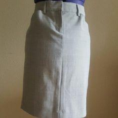 Express Casual Skirt Knee length skirt Express Skirts Midi