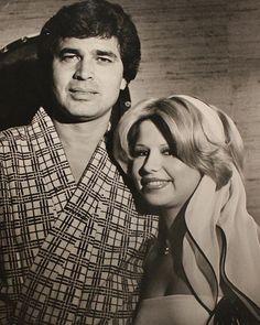 Celebrate 60 outstanding years of the Riviera Hotel & Casino: Pia Zadora and Engelbert Humperdinck