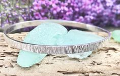 Silver hammered bangle, wide stacking bangle, textured jewellery. Unique silver bracelets. by LillyAlexandraSilver on Etsy https://www.etsy.com/uk/listing/544484911/silver-hammered-bangle-wide-stacking