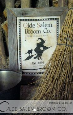 Olde Salem Broom Co.