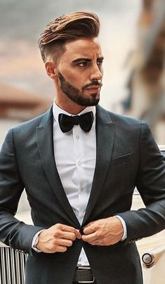 The Best Hairstyle For Men, See Before You Go To The Hairdresser! Mens Hair Style Ideas – Stylish Mens hair style That Any Guy Would Love Popular Haircuts, Cool Haircuts, Haircuts For Men, Cool Hairstyles, Men's Haircuts, Hairstyle Men, Buzzfeed, Medium Hair Styles, Short Hair Styles
