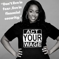 "Tiffany V. CPA's Instagram post: ""Do you know what my biggest financial fear is?  NOT being financially secure.   I guess this comes with age, taking a step back, and asking…"" Do You Know What, Take That, Take A Step Back, Debt Payoff, T Shirts For Women, Instagram Posts, Tiffany, Age"