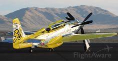 North American P-51 Mustang (N6WJ) 'Precious Metal' at Reno/Stead (KRTS)