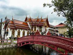 Templo Wat Traimit en Bangkok