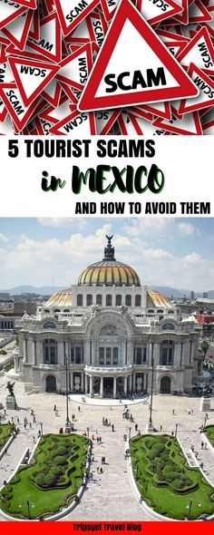 Top scams in Mexico to avoid. Mexico scams! Mexico tricks. Is Mexico safe. How to avoid being robbed in Mexico?