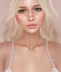 38 Best SL Mesh Heads images in 2017 | Faces, Women, Digital