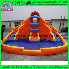 854.05$  Buy now - http://alic5y.worldwells.pw/go.php?t=32788584489 - China low price high quality 1000 ft slip n slide inflatable slide the city/giant inflatable water slide