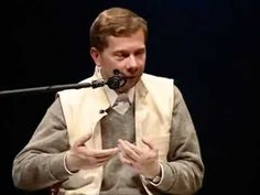 Eckhart Tolle - How to inhabit your body in a stressful environment (Useful tool that works)