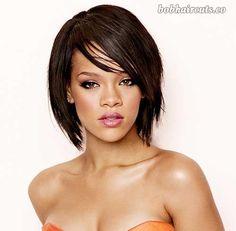 15 Best Rihanna Bob Hair - 12 #CelebrityBobs