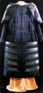 Yuan (Mongol) Dynasty armor (蒙古戎服), circa 1279-1368 AD.
